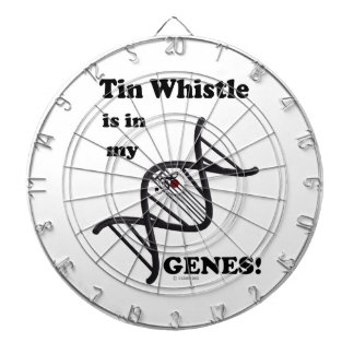 Tin Whistle in my Genes Dartboards