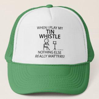 Tin Whistle Nothing Else Matters Trucker Hat