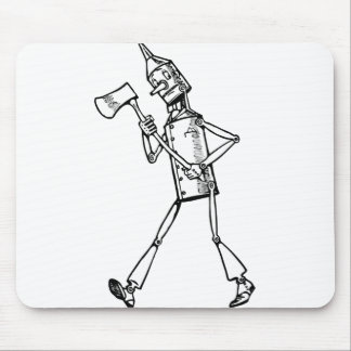 Tin Woodsman Mouse Pad