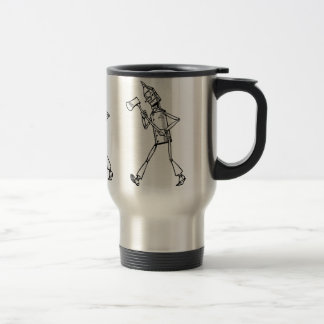 Tin Woodsman Travel Mug
