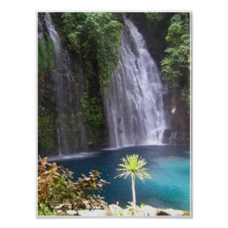 Tinago Falls, Philippines - Value Poster (Matte)