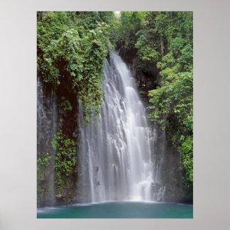 Tinago falls poster