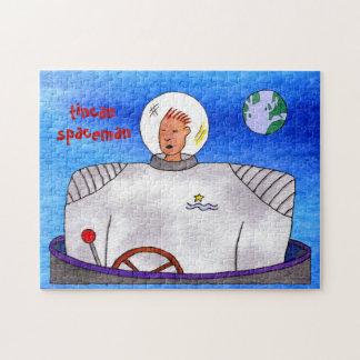 TinCan SpaceMan Puzzle
