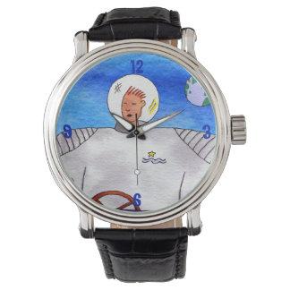 TinCan SpaceMan Watches