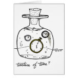 Tincture of Time Greeting Cards