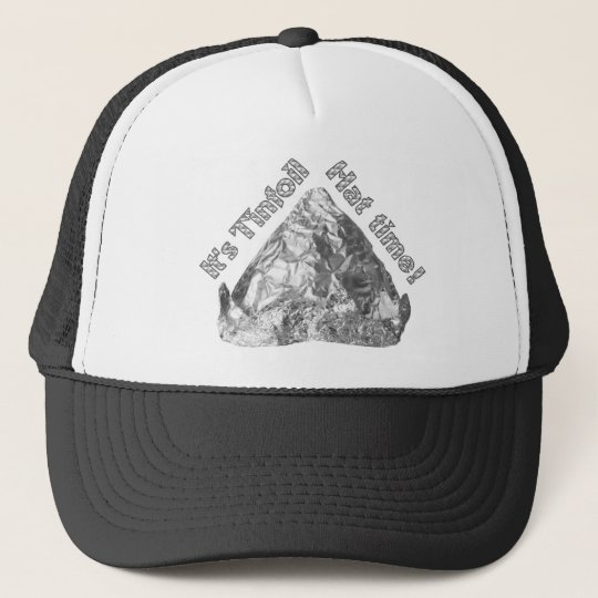 Tinfoil Hat Time