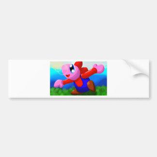 Tini Juniper Bumper Sticker