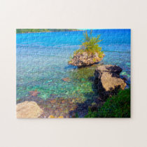 Tinian Mariana Islands. Jigsaw Puzzle