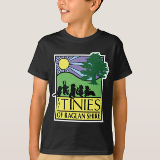Tinies Of Raglan Shire Logo (dark shirts) T-Shirt