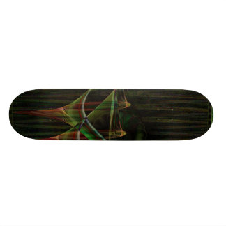 Tinis for Two Faery Martini Art Skateboard
