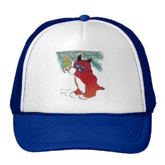 Tink Clink Tink goes Kitty's Claws Trucker Hat