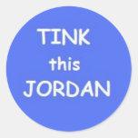 tink this jordan sticker