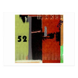 TINKER-52 POSTCARD