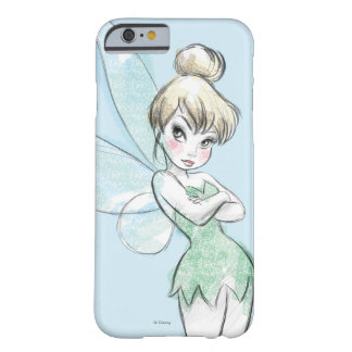 Tinker Bell | Arms Crossed Pastel Barely There iPhone 6 Case