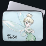 "Tinker Bell | Arms Crossed Pastel Computer Sleeve<br><div class=""desc"">Tinker Bell</div>"