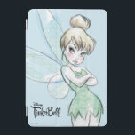 "Tinker Bell | Arms Crossed Pastel iPad Mini Cover<br><div class=""desc"">Tinker Bell</div>"