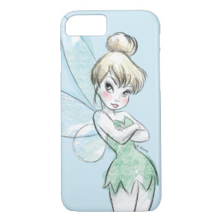Tinker Bell | Arms Crossed Pastel iPhone 8/7 Case