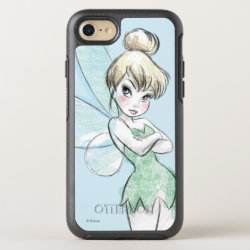 OtterBox Apple iPhone 7 Symmetry Case with Kawaii Cinderella design