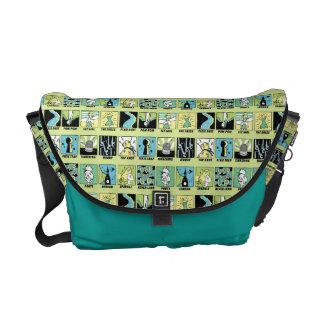 Tinker Bell | Cute Comics Messenger Bag