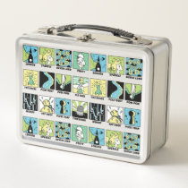Tinker Bell | Cute Comics Metal Lunch Box