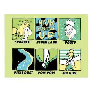 Tinker Bell | Cute Comics Postcard