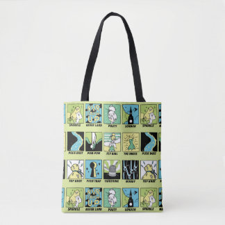 Tinker Bell | Cute Comics Tote Bag