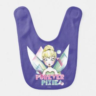Tinker Bell Forever Pixie Baby Bib