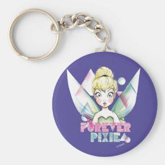 Tinker Bell Forever Pixie Keychain