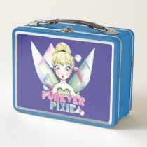 Tinker Bell Forever Pixie Metal Lunch Box