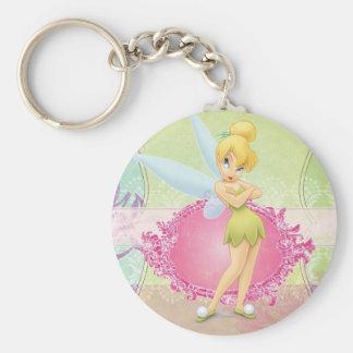 Tinker Bell Frame Keychains