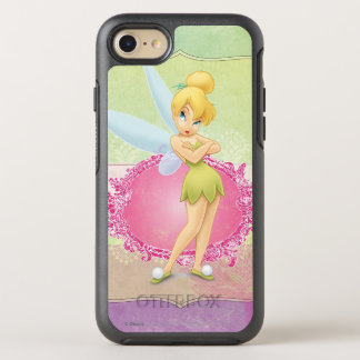 Tinker Bell Frame OtterBox Symmetry iPhone 8/7 Case