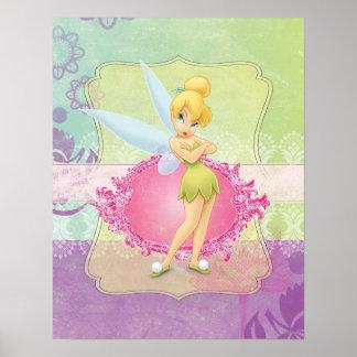 Tinker Bell Frame Poster