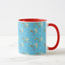 Tinker Bell | Golden Holiday Cheer Pattern Mug