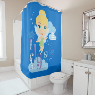 Tinkerbell Shower Curtains