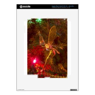 Tinker Bell Landing iPad 3 Skin