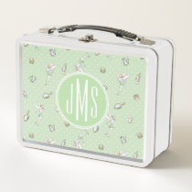 Tinker Bell | Monogram Pretty Little Pixie Metal Lunch Box