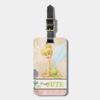 Tinker Bell - Outrageously Cute Bag Tag