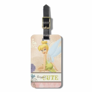 Disney Themed Tinker Bell - Outrageously Cute Bag Tag