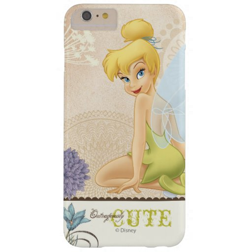 Tinker Bell - Outrageously Cute Barely There iPhone 6 Plus Case