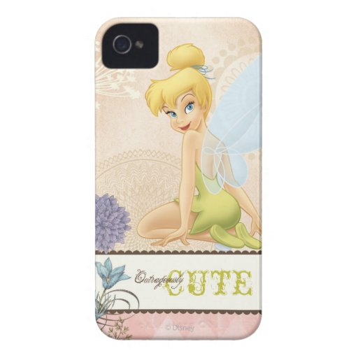 Tinker Bell - Outrageously Cute iPhone 4 Covers