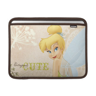 Tinker Bell - Outrageously Cute Sleeve For MacBook Air