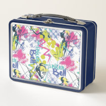 Tinker Bell - Paintbox Metal Lunch Box