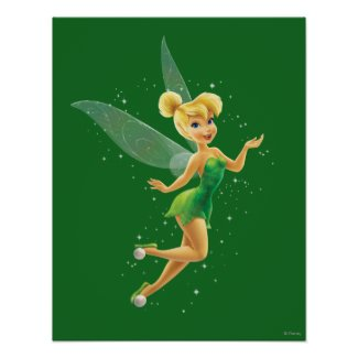 Tinker Bell Pose 17 Poster