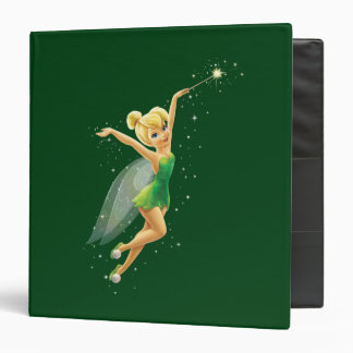 Tinker Bell  Pose 18 Vinyl Binders