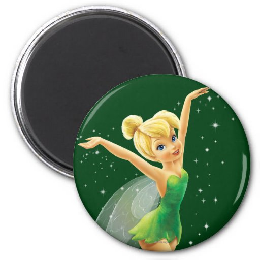 Tinker Bell  Pose 18 Magnets