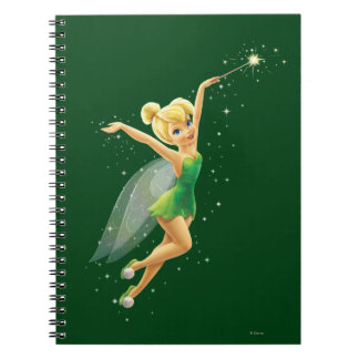 Tinker Bell  Pose 18 Notebook