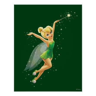 Tinker Bell  Pose 18 Poster
