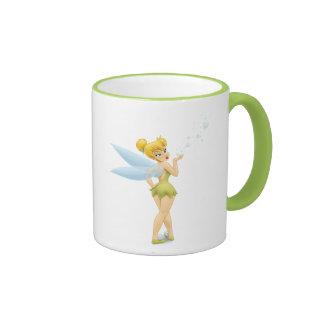 Tinker Bell Pose 1 Ringer Coffee Mug