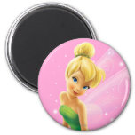 Tinker Bell  Pose 20 2 Inch Round Magnet