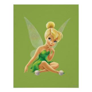 Tinker Bell  Pose 21 Poster